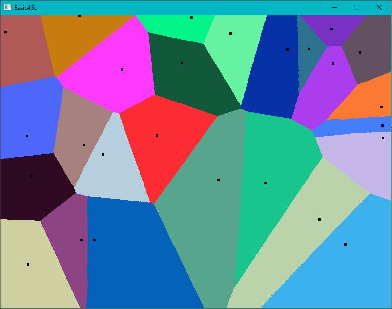 Voronoi Euclidean