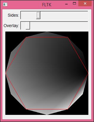FLTK OpenGL Example